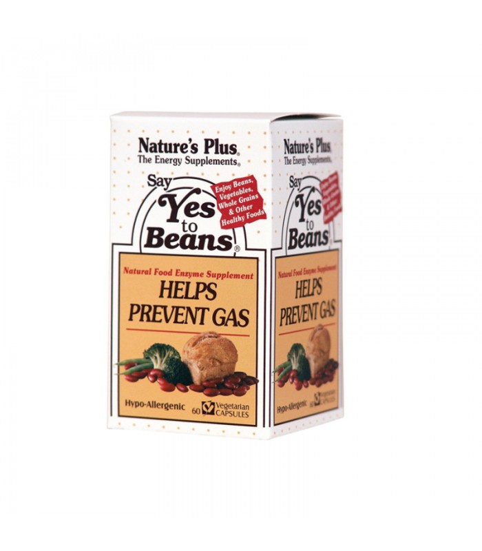 Say Yes to Beans 60 κάψουλες, Nature's Plus