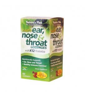 Ear Nose & Throat 60 Παστίλιες, Nature's Plus