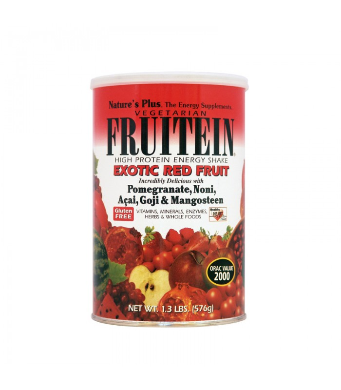 Frutein Red 576γρ., Nature's Plus