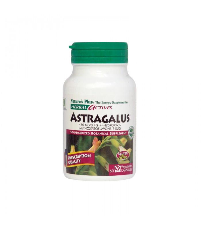 Astragalus 450mg 60 φυτικές κάψουλες, Nature's Plus