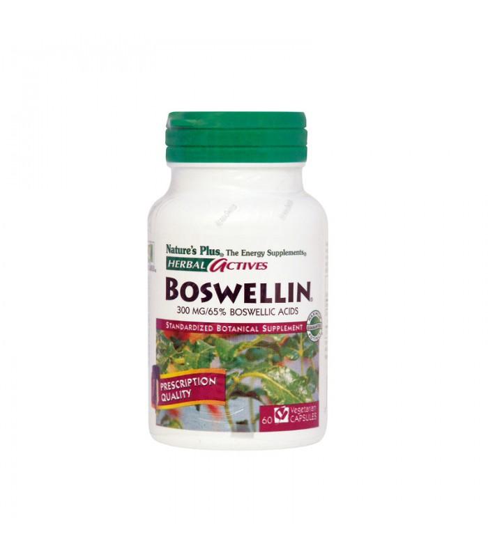 Boswellin 300mg 60 φυτικές κάψουλες, Nature's Plus
