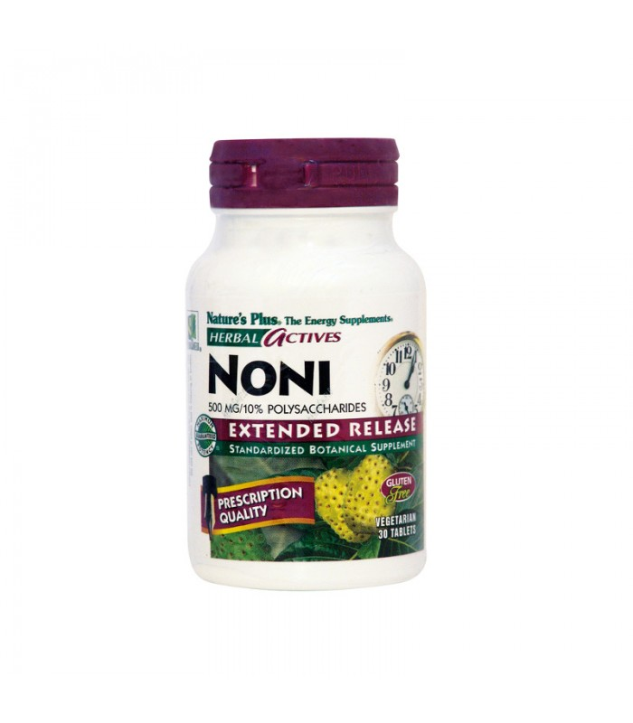 Noni 500mg 30 ταμπλέτες, Nature's Plus