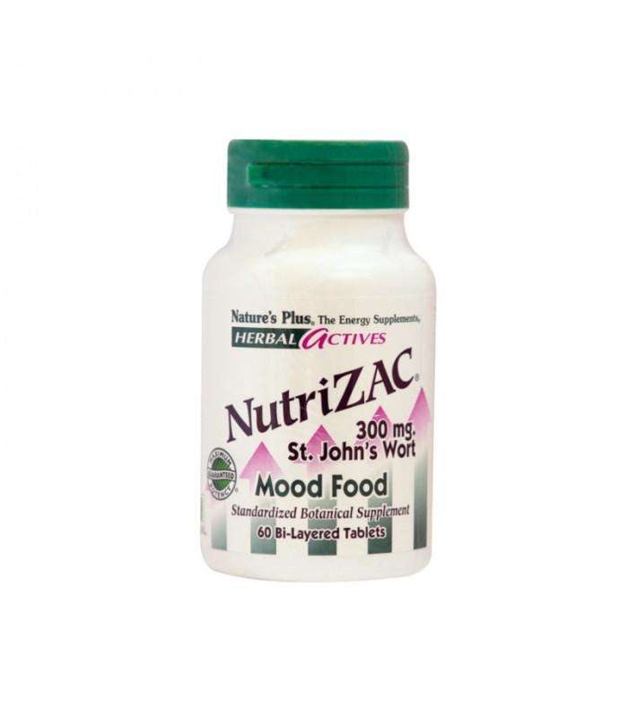 Nutri Zak 60 φυτικές κάψουλες, Nature's Plus