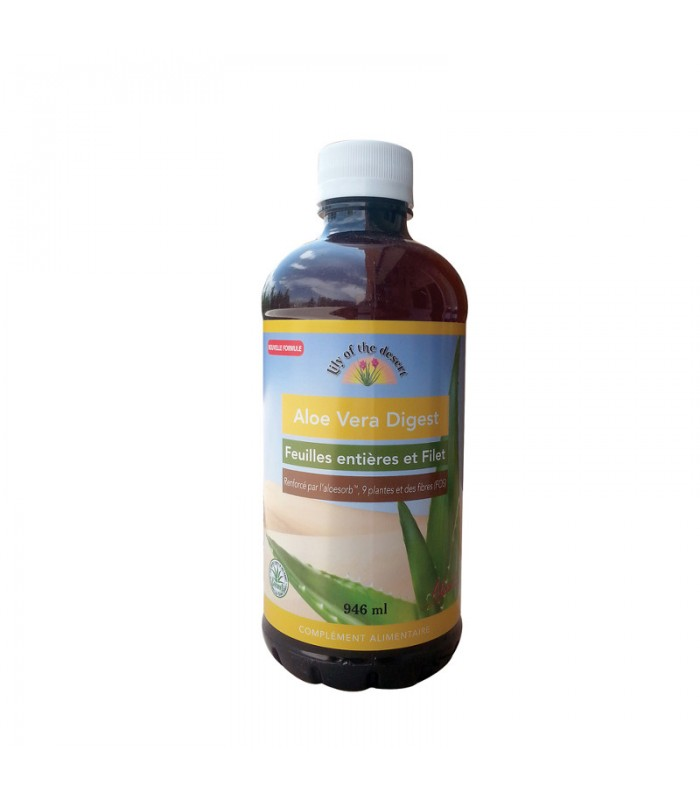 Βιολογική Aloe Vera Digest Stomach Formula 946ml, Lily of the Desert