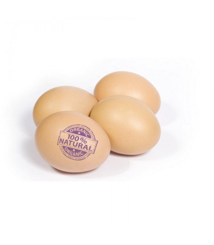 Βιολογικά αυγά Greenhouse