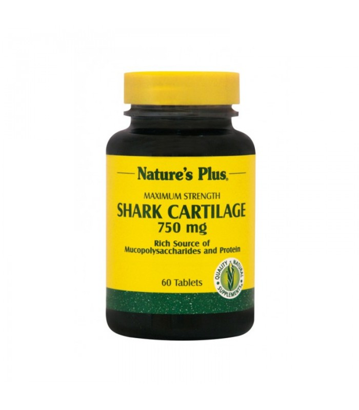 Shark Cartilage 60ταμπ. Nature's Plus