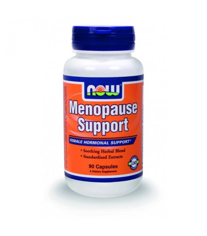 Menopause Support (Υποστήριξη κατά την Εμμυνόπαυση) 90 Caps, Now