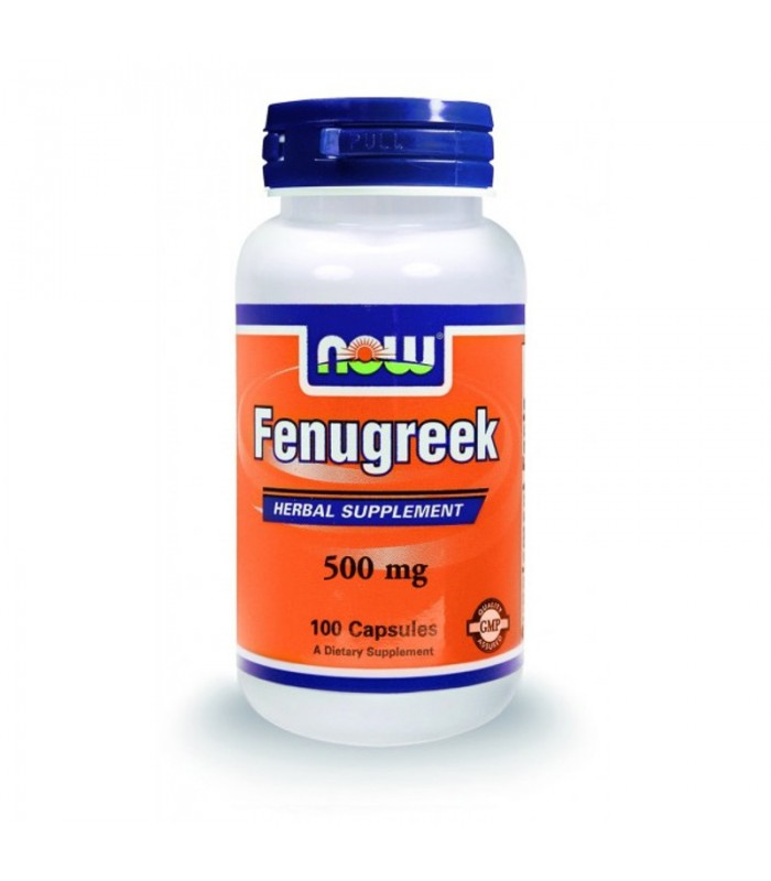 Fenugreek 350/150mg - 100 Caps, Now