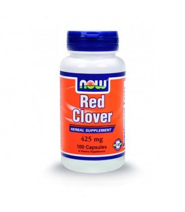 Kόκκινο Τριφύλλι 425 mg - 100 Caps NOW