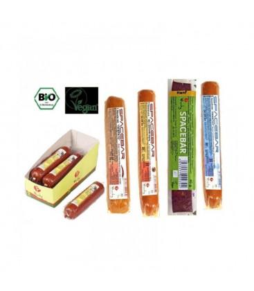 Βιολογικό Λουκάνικο Καπνιστό Vegan Bio 40γρ. Spacebar, Topas