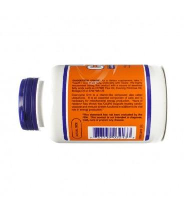 Συνένζυμο Q10 100 mg w/ Hawthorn Berry 30 Vcaps® Now Foods