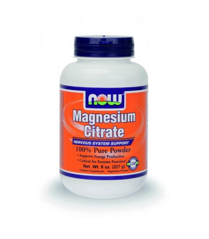 Κιτρικό Μαγνήσιο 200 mg - Vegetarian 100 Tabs