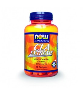CLA Extreme 750mg - 90 Softgels, Now
