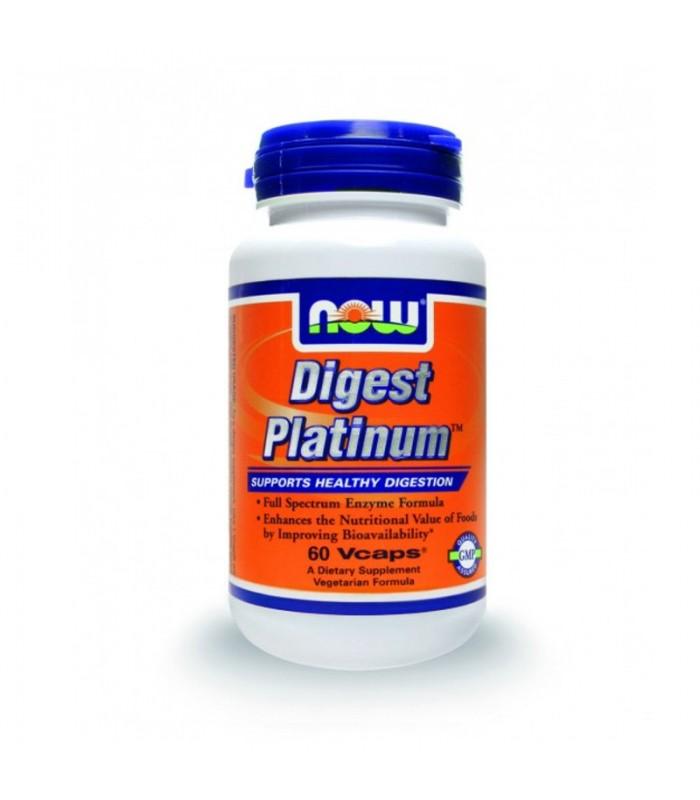 Digest Platinum™ Υποστήριξη για την Πέψη Γαλακτοκομικών - 60 Vcaps®