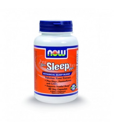 Sleep Formula, w/ Valerian 0,8% - 90 Vcaps® Now