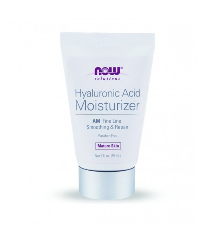 Hyaluronic Acid Moisturizer Day Wrinkle Remedy-Revised - 2 fl oz, 59,1ml, Now