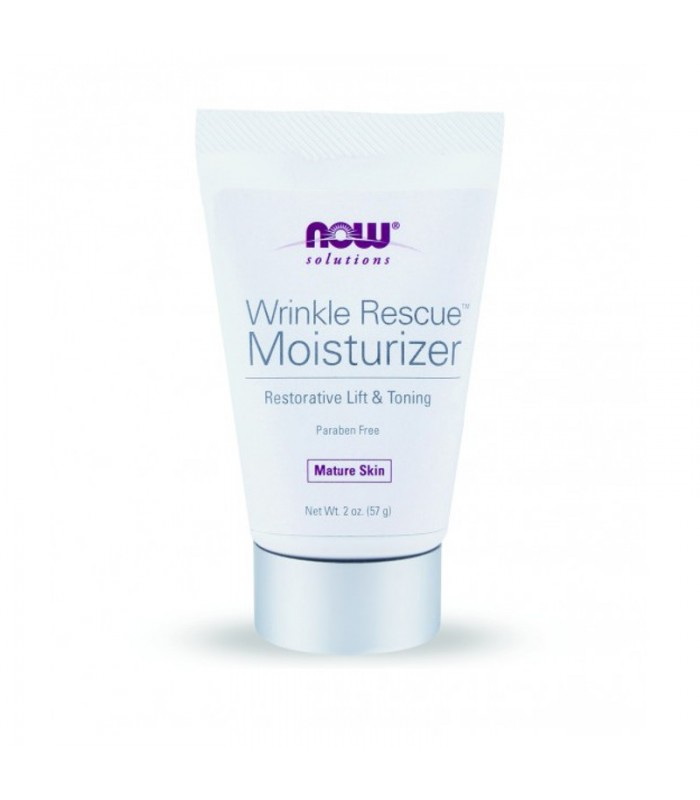 Wrinkle Rescue Moisturizer - 2 fl oz, 59,1ml, Now