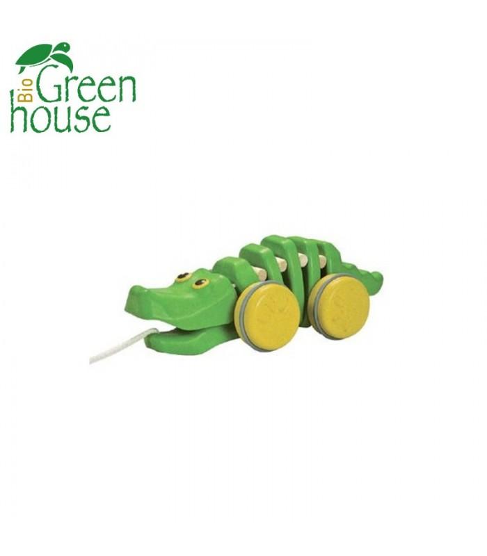 Κροκόδειλος που Κινείται, Plantoys