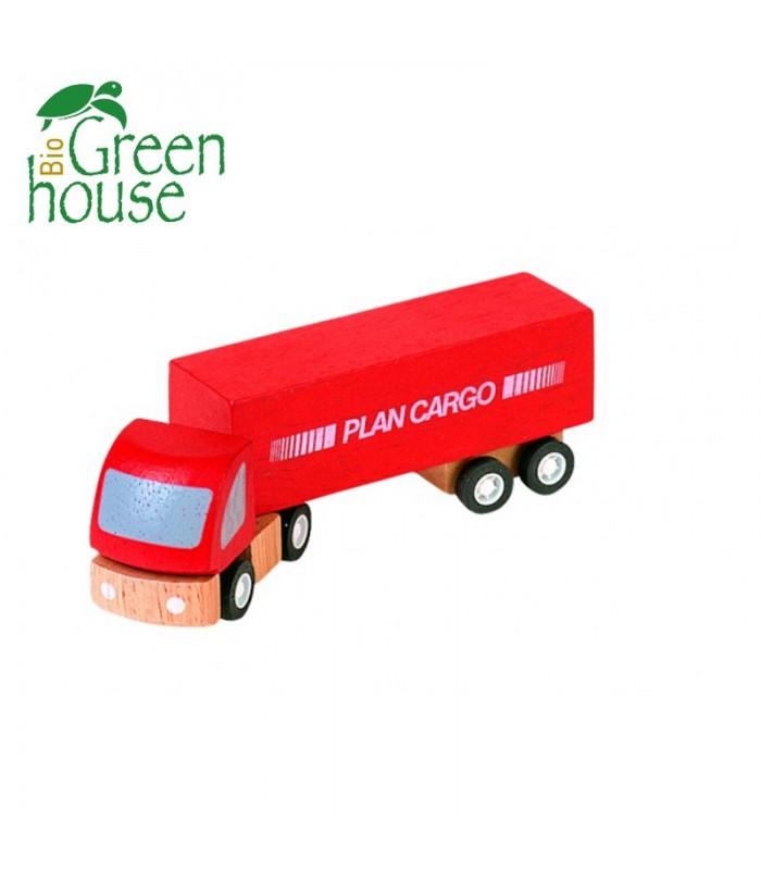 Φορτηγό Κοντέινερ, Plantoys