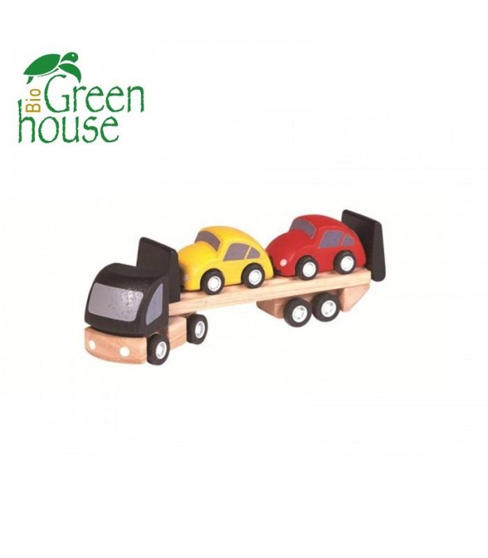 Όχημα Μεταφοράς Αυτοκινήτων, Plantoys