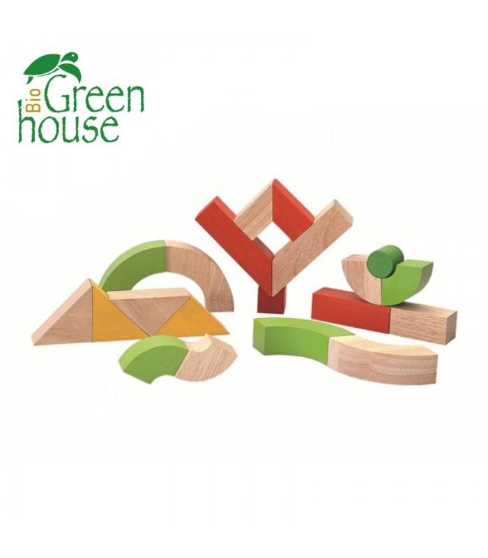 Οικοδομικό Υλικό - Μωσαϊκό, Plantoys