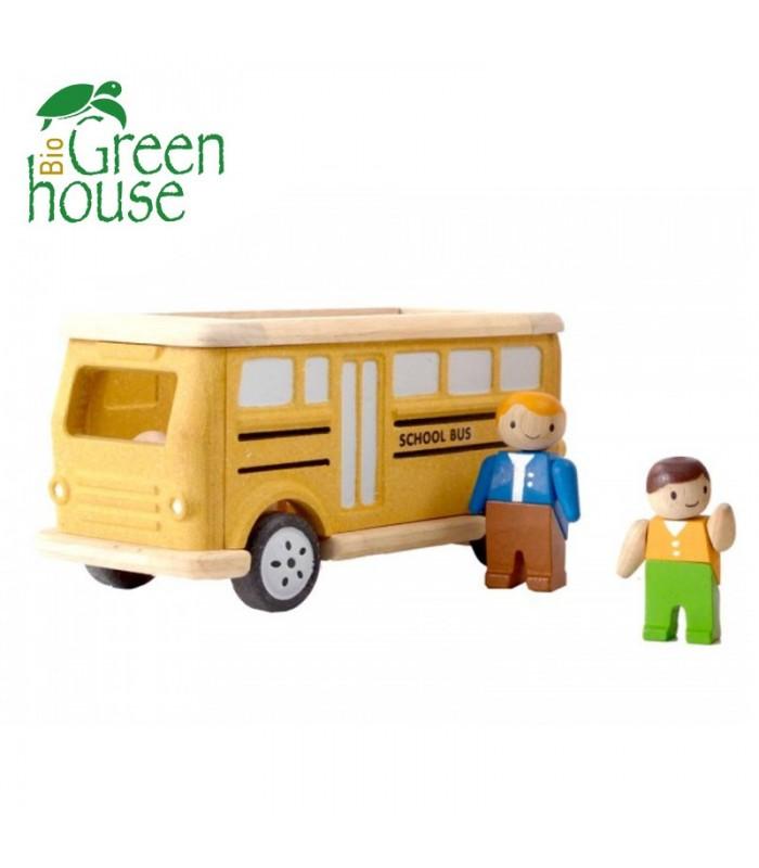 Σχολικό Λεωφορείο, Plantoys