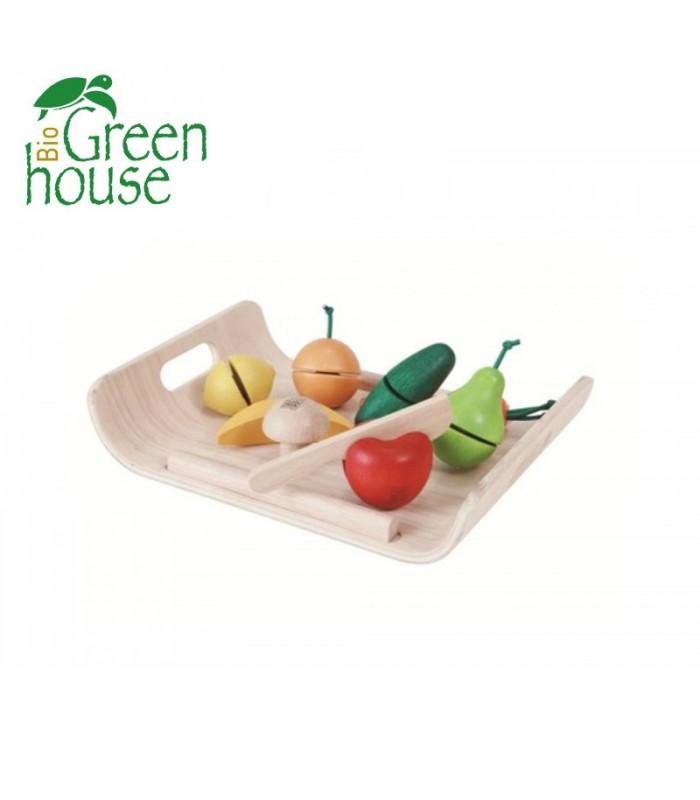 Φρούτα και Λαχανικά, Plantoys