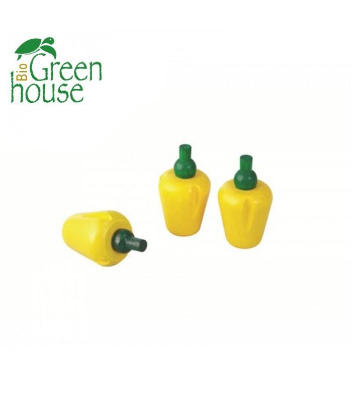 Κίτρινη Πιπεριά, Plantoys