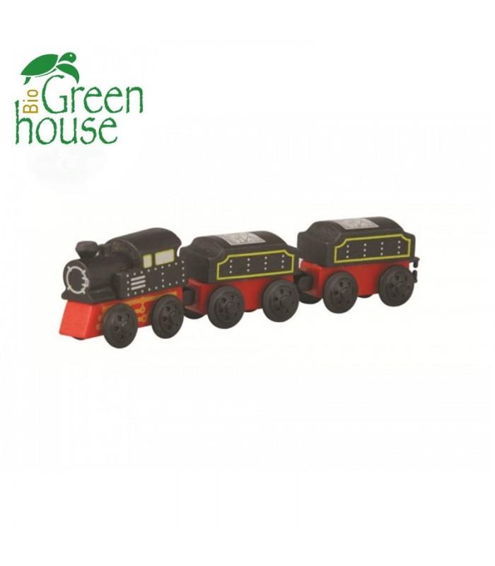 Κλασικό Τρένο, Plantoys