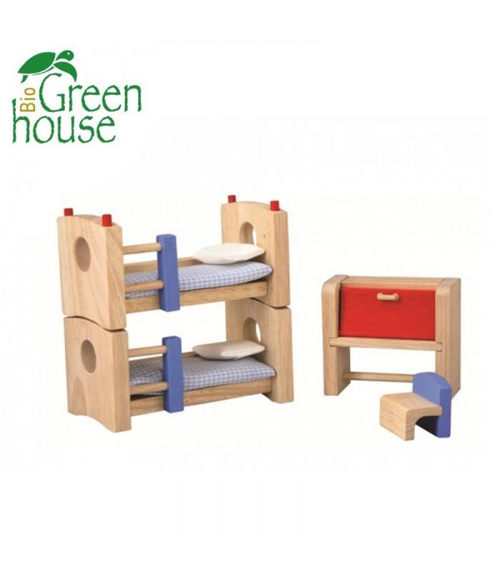 Παιδικό δωμάτιο – Νέο Plantoys