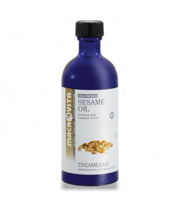 Σησαμέλαιο (Sesame Oil) 100ml Macrovita