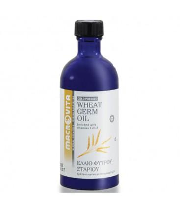 Σιτέλαιο (Wheat Ferm Oil ) 100ml Macrovita