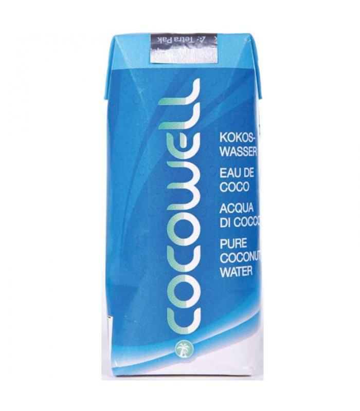 Νερό Καρύδας 330ml Bio Cocowell