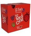 Βιολογικός Πουρές Φρούτων Bio The Red One - Multi Pack 5x90γρ., Ella's Kitchen