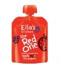 Βιολογικός Πουρές Φρούτων Bio The Red One 90γρ., Ella's Kitchen