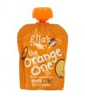 Βιολογικός Πουρές Φρούτων Bio The Orange One 90γρ., Ella's Kitchen
