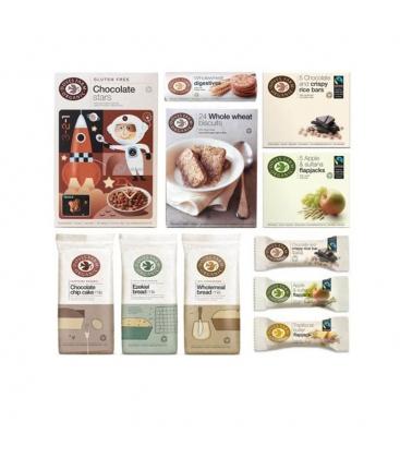Μπισκότα Ολικής Αλέσεως Digestives 200gr Bio Doves Farm
