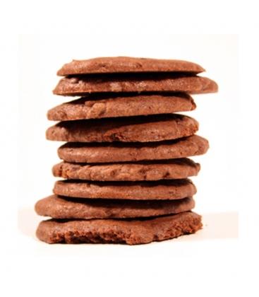 Μπισκότα Double Chocolate Cookies 180gr Χ/Γλ Bio Doves Farm