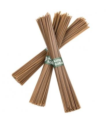Βιολογικά Noodles από 100% Φαγόπυρο Χωρίς Γλουτένη 250γρ. Bio, King Soba