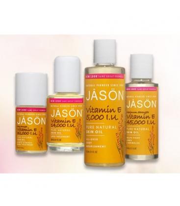 Βιταμίνη Ε Έλαιο 14000 IU 30ml Jason
