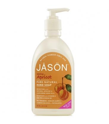 Κρεμοσάπουνο με Βερίκοκο 480ml Jason