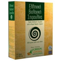 Βιολογική Σπιρουλίνα Νιγρίτας Bio 400mg 120 Δισκία, Ελληνική, Spirulina Line