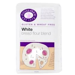 Αλεύρι Λευκό για Ψωμί Χωρίς Γλουτένη 1κ., Doves Farm