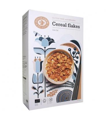 Δημητριακά Ρυζιού & Φαγόπυρου (χαμηλά λιπαρά) Βιο Doves