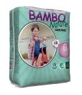 Πάνες Βρακάκι No6 XL 18kgr+, Bambo Nature