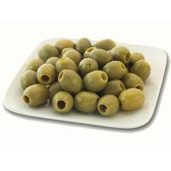 Βιολογικές Ελιές Πράσινες Χαλκιδικής Εκπυρυνωμένες Bio, Ελληνικές