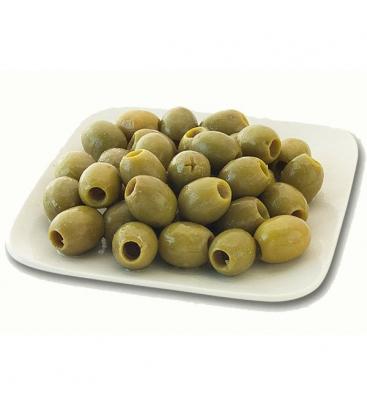 Βιολογικές Ελιές Πράσινες Χαλκιδικής Εκπυρυνωμένες Bio, Ελληνικές, Olea Tree