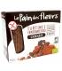 Κράκερς Ρυζιού με Κακάο Χωρίς Γλουτένη 125γρ Βιολογικά Le Pains De Fleures