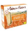 Βιολογικό Τραγανό Κρακεράκι από 100% Κινόα Χωρίς Γλουτένη Bio, Le Pain De Fleurs