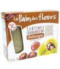 Βιολογικό Τραγανό Κρακεράκι Κάστανου Χωρίς Γλουτένη Bio, Le Pain De Fleurs